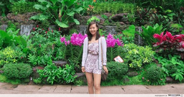 singapore botanic garden, national orchid garden