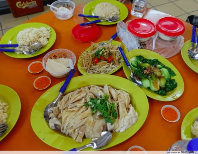 tian tian chicken rice, tripadvisor