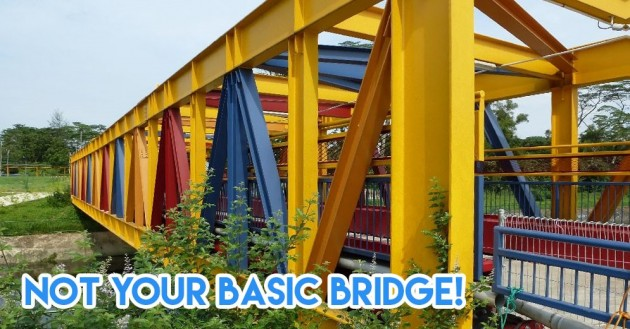 12 Quirkiest Bridges In Singapore That Have Lived In The Helix Bridge's Shadow