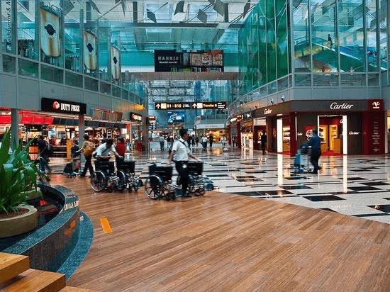 Singapore Unofficial Lifehacks, Changi Airport