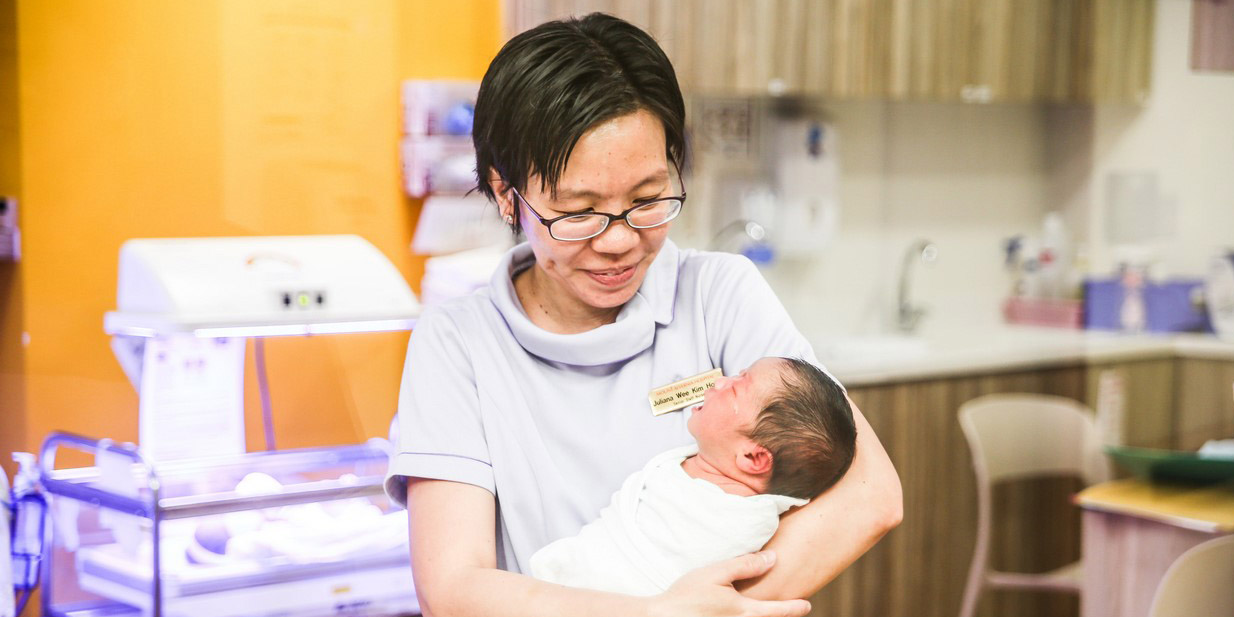 5 Reasons First-Time Mums Choose Mount Alvernia As Their Hospital To Give Birth
