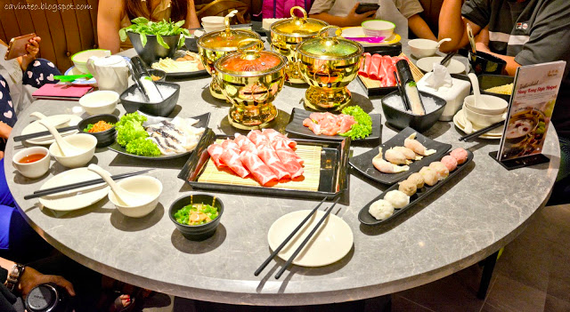 paradise hotpot compass one steamboat cny