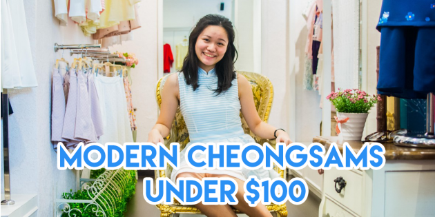 11 Shops In Singapore For Last Minute Cheongsam Shopping This CNY
