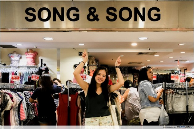song and song singapore