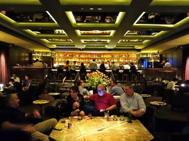 Manhattan at Regent No Children Restaurants