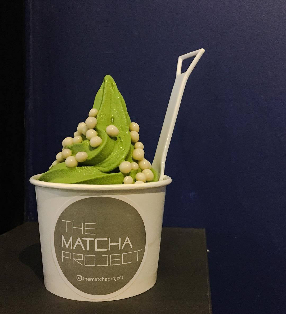 Matcha Project, Matcha Soft Servve
