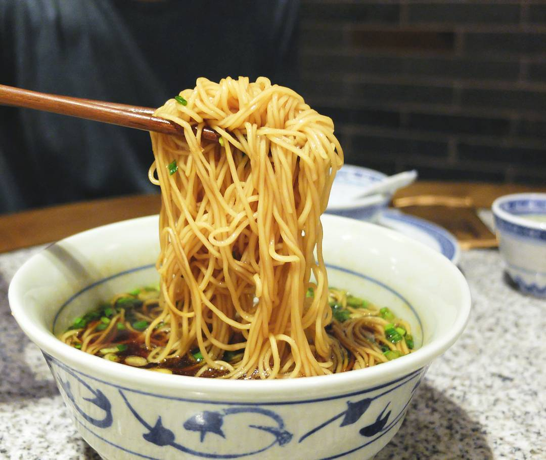 Nanjing Impressions, Jinling Noodles in Light Soy Broth