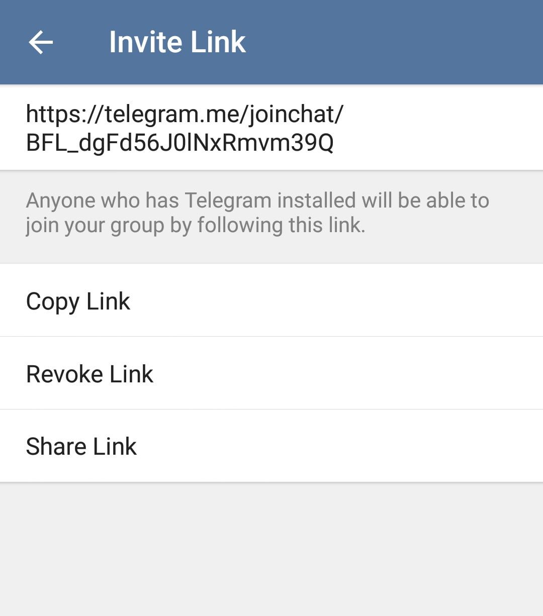 Group link 1