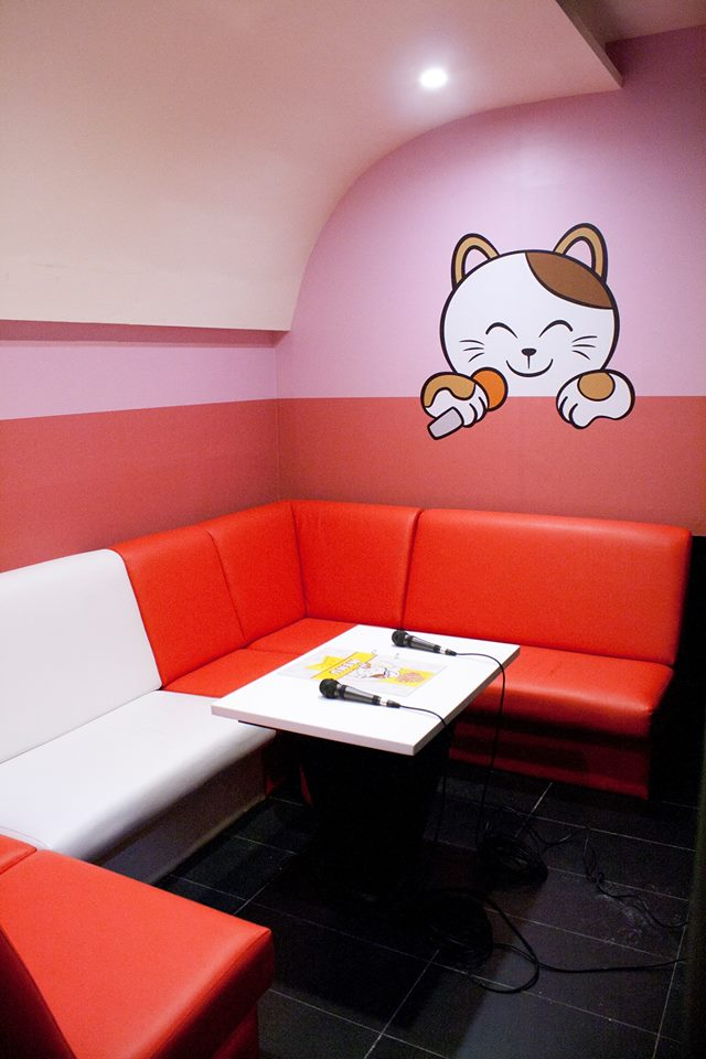 Manekineko, Orchard Cineleisure
