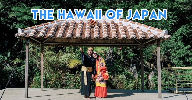"9 Things To Do In Okinawa - The ""Hawaii"" Of Japan Only 3 Hours From Tokyo"