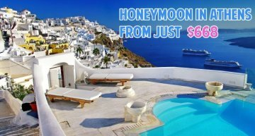 10 Reasons Athens Is THE Honeymoon Location That Just Got Affordable In 2017