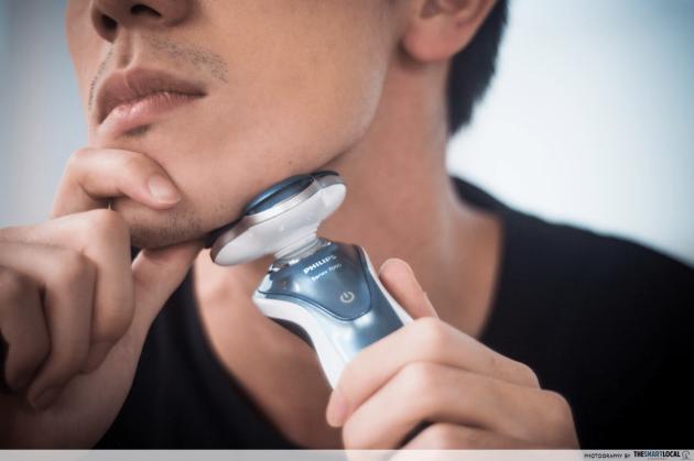 Shaver Series 7000 Philips Sensitive