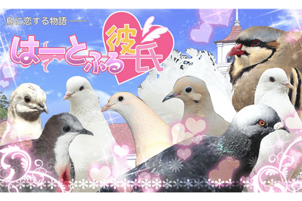 Hatoful Boyfriend Dating Game Weird Japanese