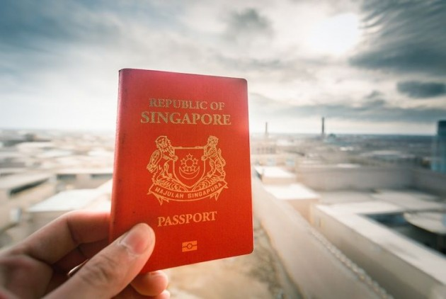 Singapore Passport, 2nd most powerful passport in the world