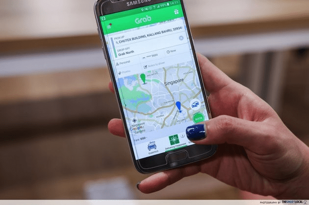These GrabTaxi Promo-Codes Let You Save $11/Day On Mon-Fri This Week