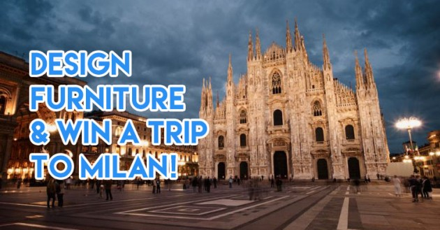 Win A Trip to Milan