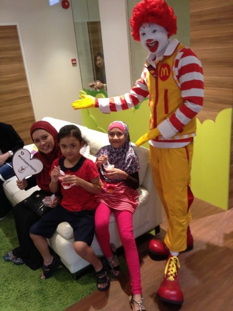 Ronald McDonald House at National University Hospital