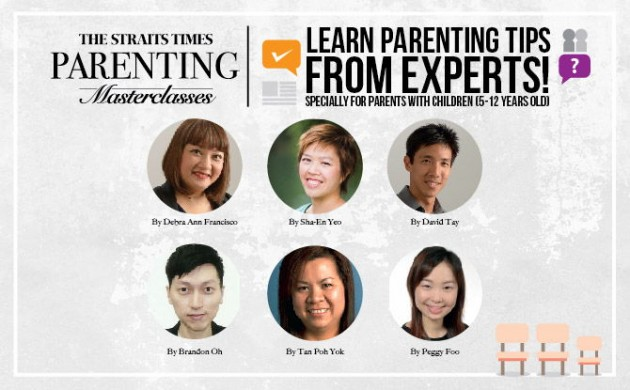 parenting masterclass the straits times smartkids asia