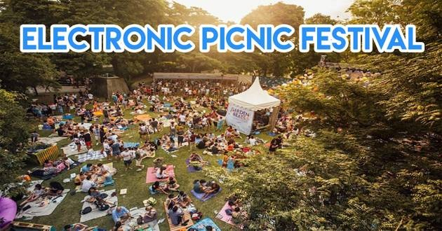 New And Fun Things To Do In March 2017: EDM Picnic Festival, Human Library, and Vintage Flea Market