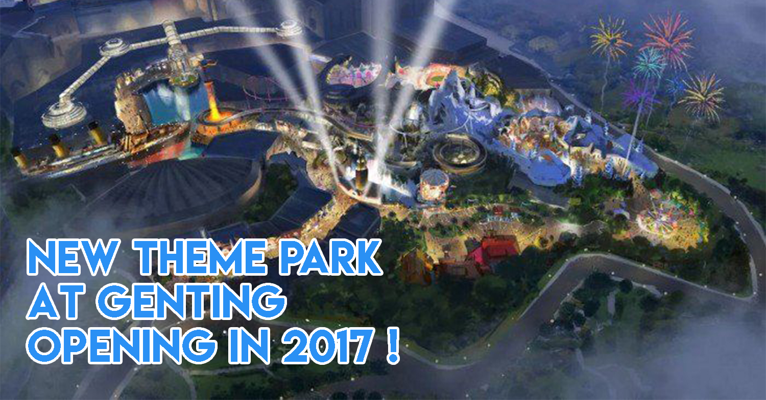 8 Exhilarating Theme Parks Opening In Asia From 2017-2020 That Have Zero Chill