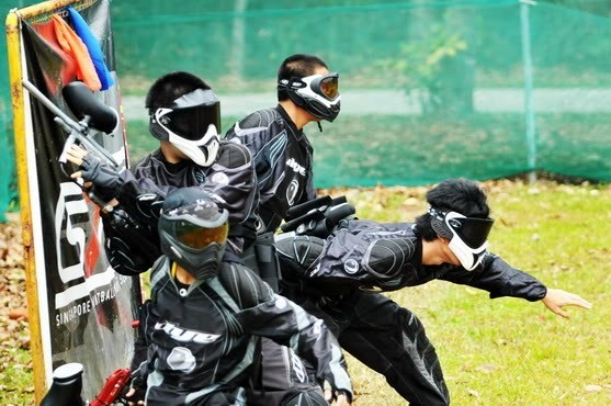 Red Dynasty Paintball Park