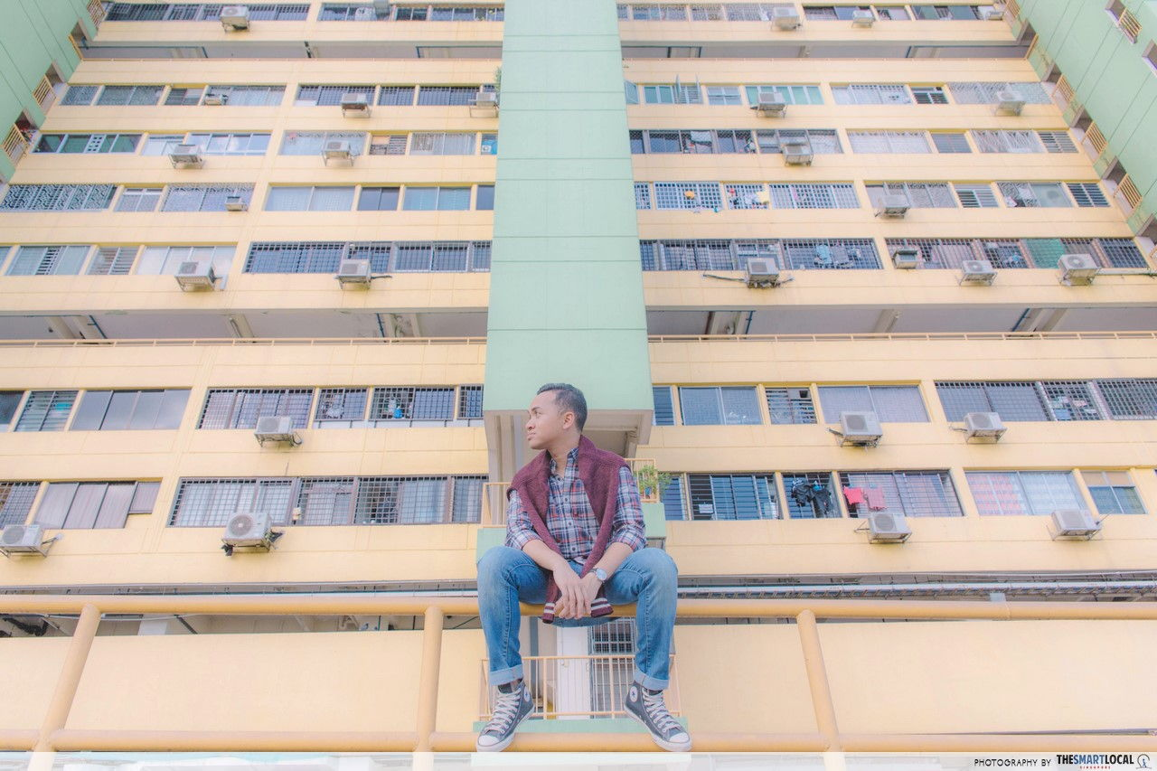 TSL X AEO People's Park Men's Look