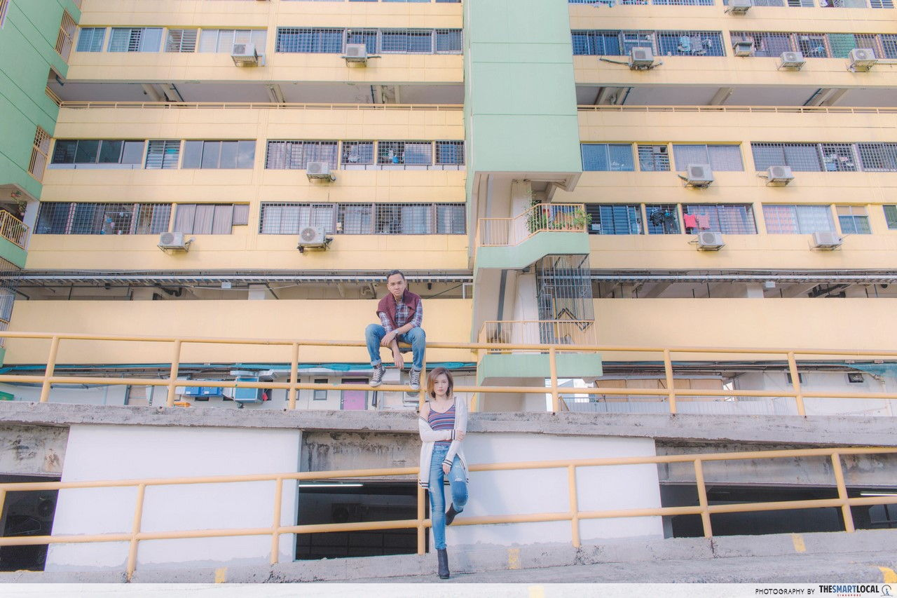 TSL X AEO at People's Park Complex Rooftop