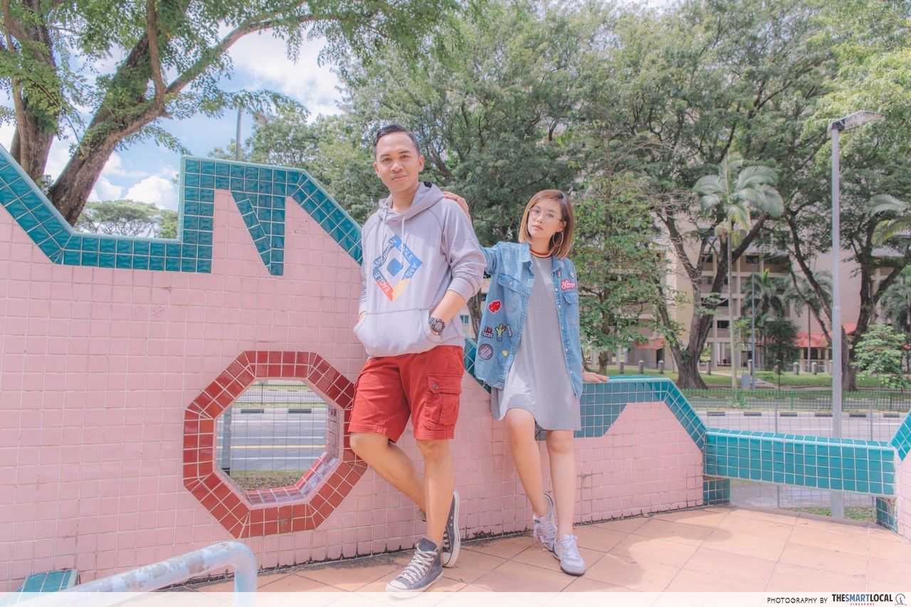 TSL X AEO Playful Retro
