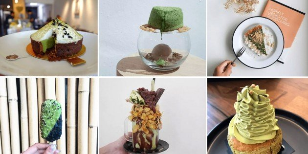 14 NEW Matcha Creations In Singapore Compiled To Make You Drool