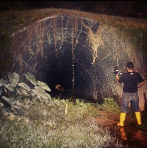 Hunt for ghosts at eerie locations