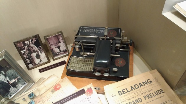 There are old typewriters you might have never seen before
