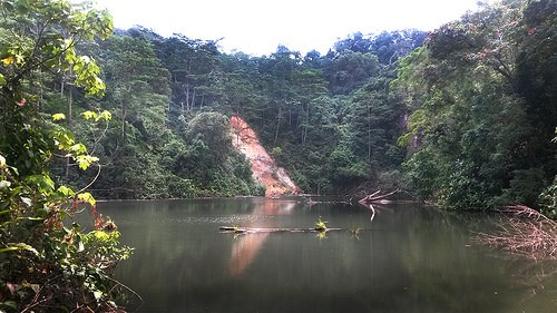Go fishing at Seng Chew Granite Quarry