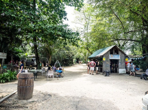 Return to rustic Singapore at The Animal Resort