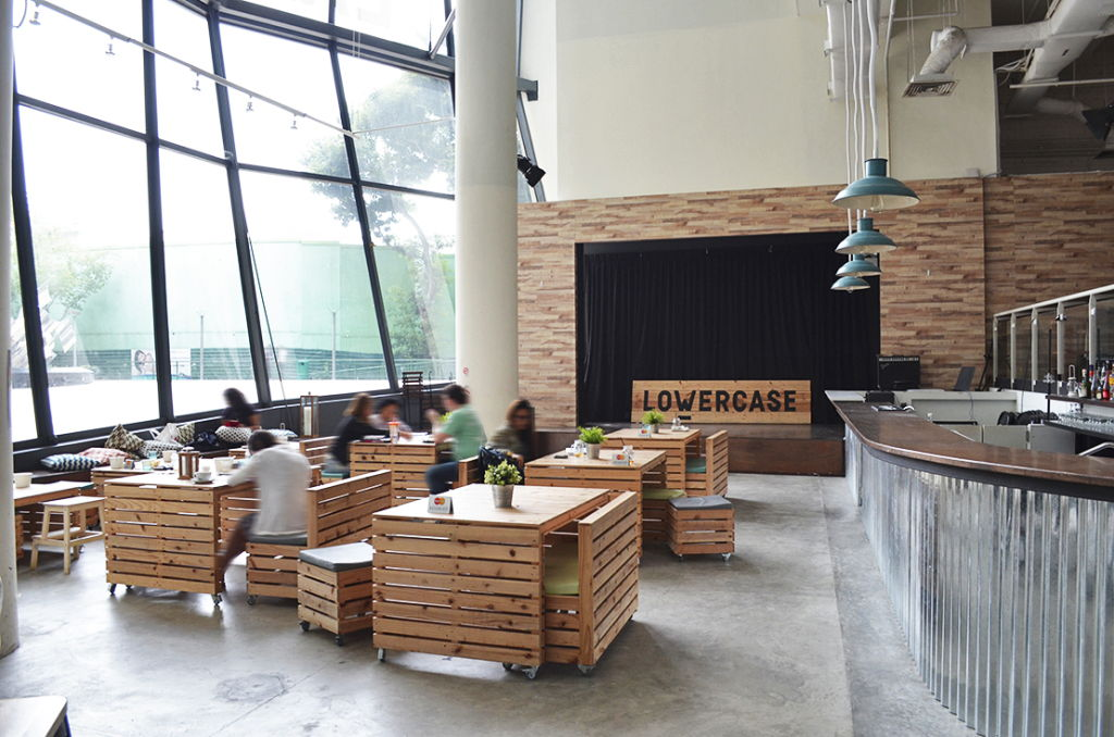 LASALLE College's Lowercase Cafe