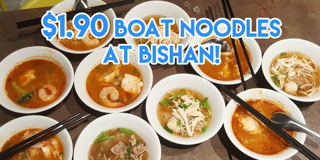 TSL's Bishan Food Guide!