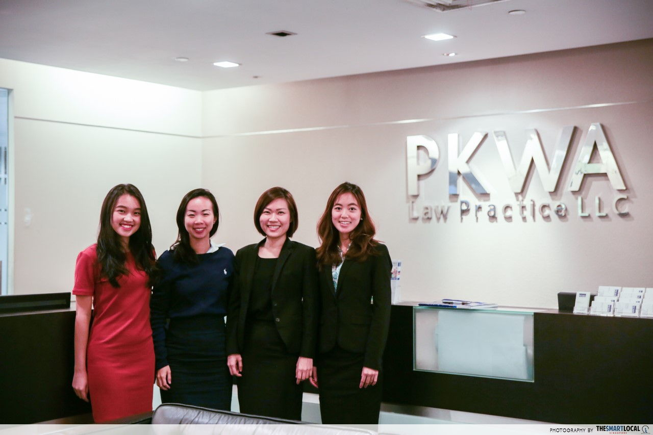 With the family lawyers at PKWA Law Practice!