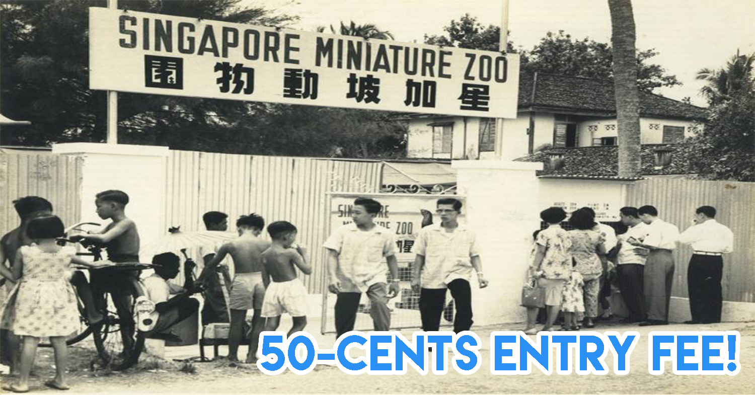 10 Facts About 1950s Singapore That Only Your Ah Ma Will Remember