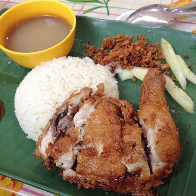 As-Shifaa Cafe Nasi Ayam Goreng