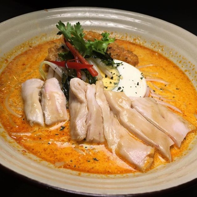 Roost Chicken Laksa