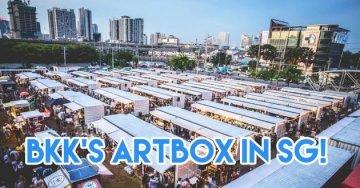 New and Fun Things To Do in April 2017: Artbox SG, Cat Yoga and Teh Tarik Run