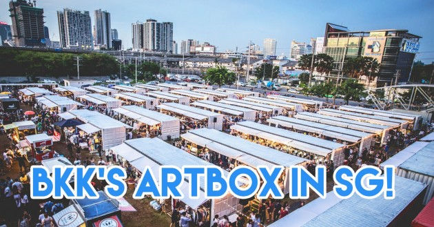 New and Fun Things To Do in April 2017: Artbox SG, Cat Yoga and Teh Tarik Run