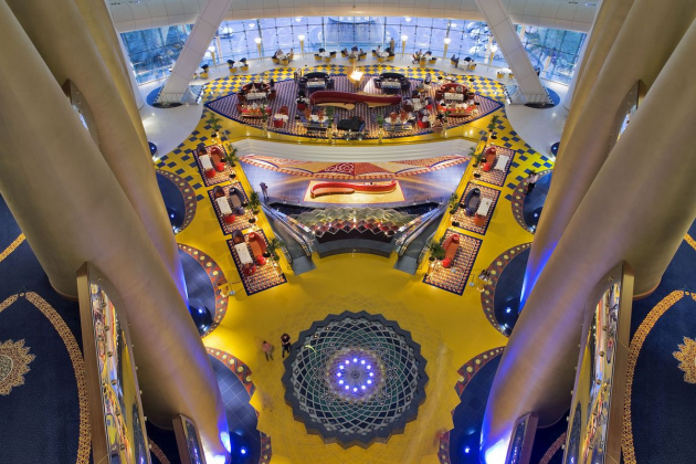 Burj al Arab Jumeirah, Reception