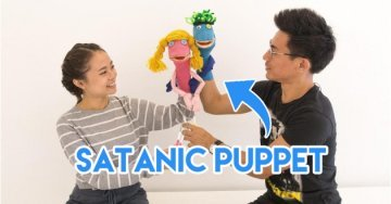 5 Reasons To Catch SRT's Hand To God - The Ultimate Mashup of Sesame Street and The Exorcist