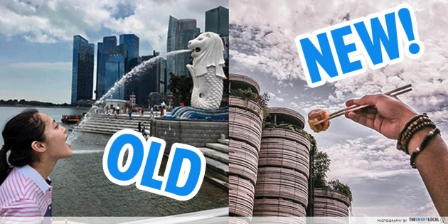 9 Image Manipulations You Can Only Take In Singapore Because Drinking Merlion Water Is So 1999