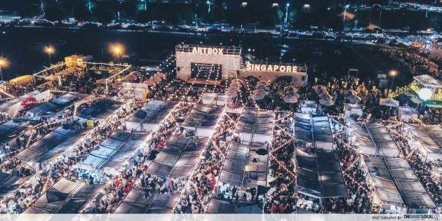 This Is What You Can Look Forward To At Artbox Singapore If You Decide To Brave The Crowd