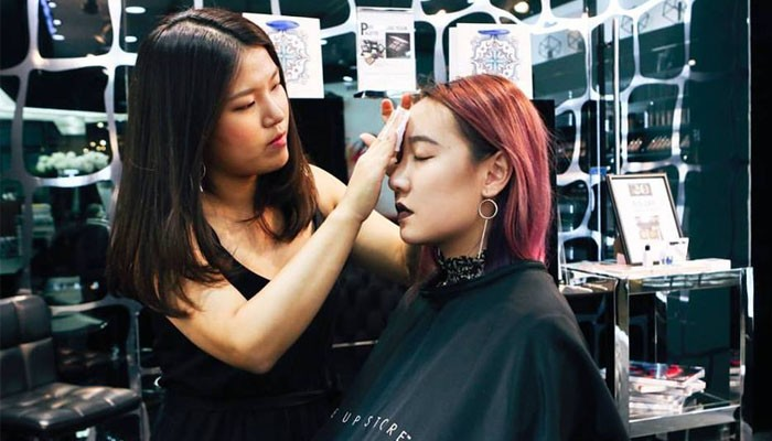 makeup and hair styling in singapore 7 part time time for who make up 6593