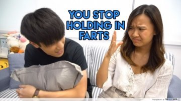 10 Gross Things Only Singaporean Couples Who Have Hit Peak Comfort Levels Do