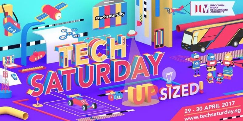 Tech Saturday Up-sized