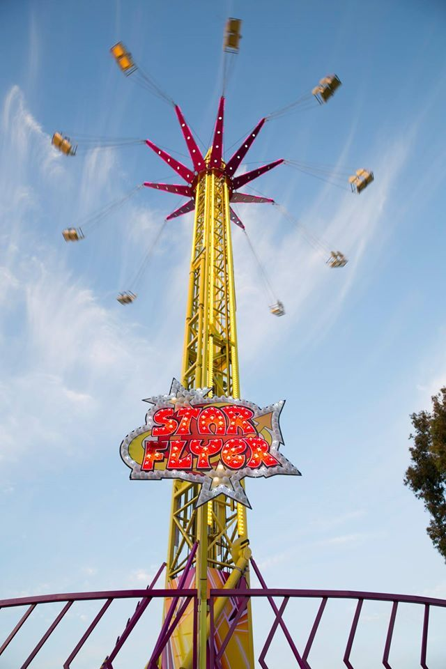 Star Flyer at Carnival Fever Perth.