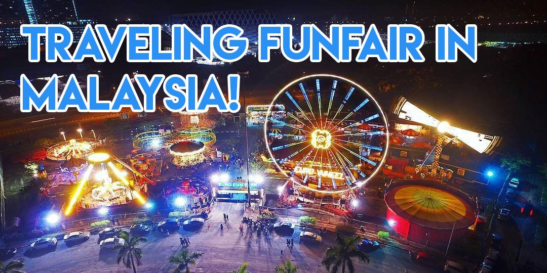 Old school carnivals close to Singapore!